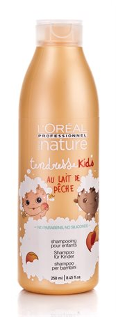L`Oréal Professionnel Serie Nature, Tendresse Kids Shampoo 250ml