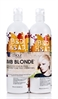 TIGI Bed Head Colour Combat - Dumb Blonde Shampoo & Conditioner 2 x 750ml (TIB0169)