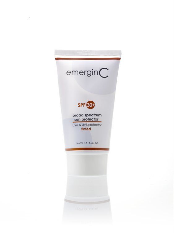 emerginCSsun 30+ Tinted 125ml